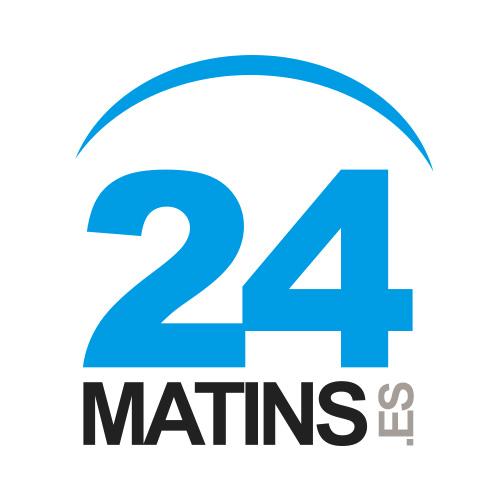 Resultado de imagen para logo 24matins.es